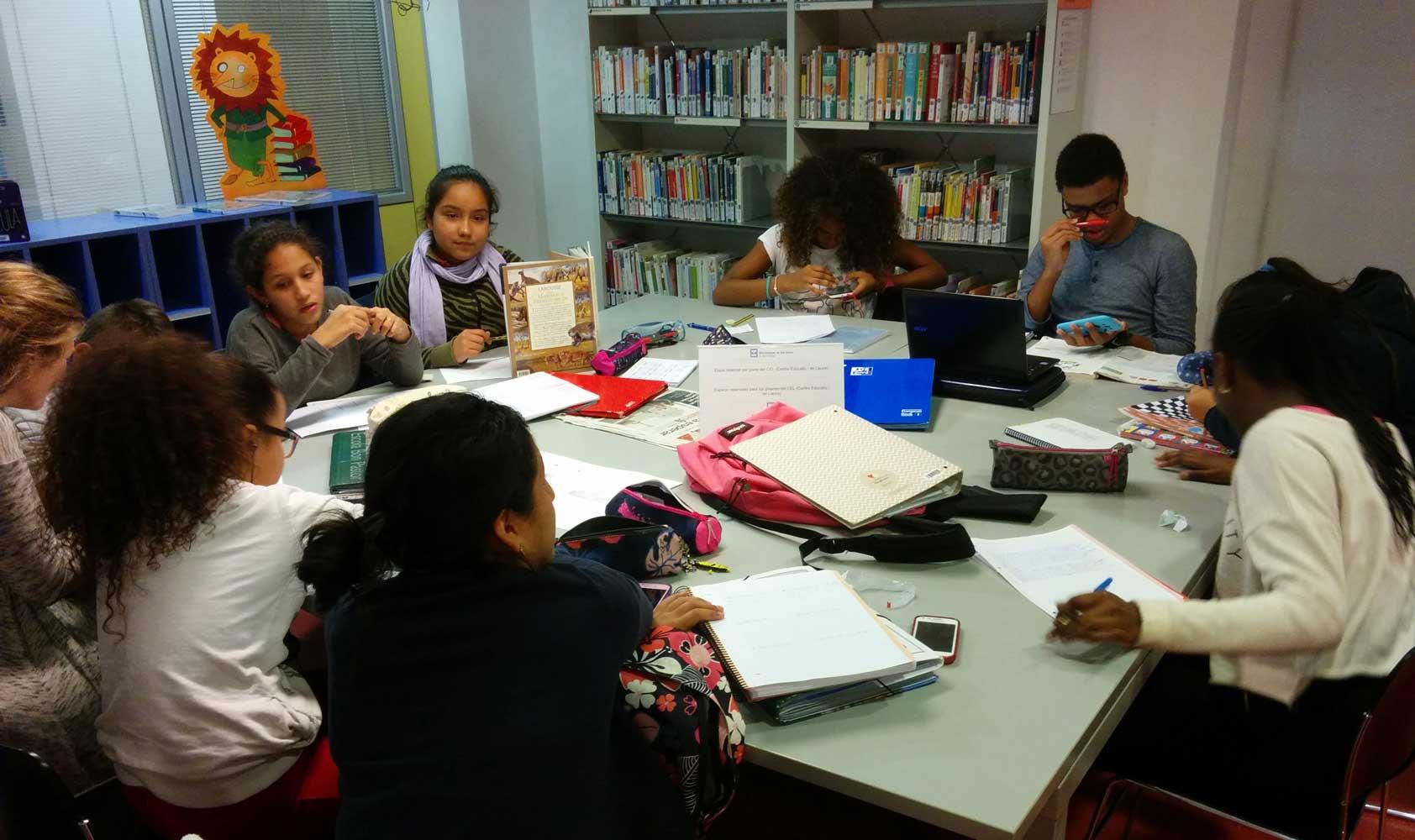 Espai Socioeducatiu a Sant Andreu