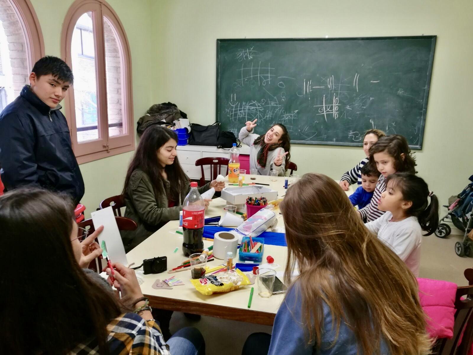 Centre Socioeducatiu a la Sagrera